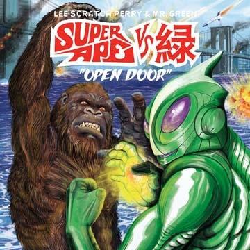 Super Ape vs 緑: Open Door CD