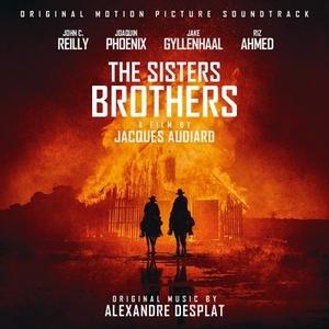 Alexandre Desplat/The Sisters Brothers[QR344]