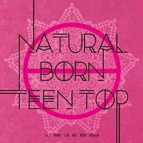 TEENTOP/Natural Born Teen Top: 6th Mini Album (Passion Version)[L200001123]