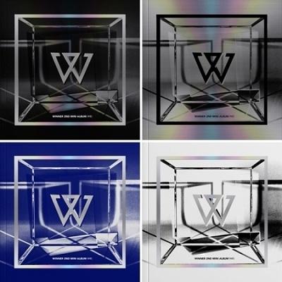 WINNER/WE: 2nd Mini Album (ランダムバージョン)[YGP0005]
