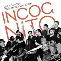 Incognito/Live In London 35th Anniversary[EMU0210524]