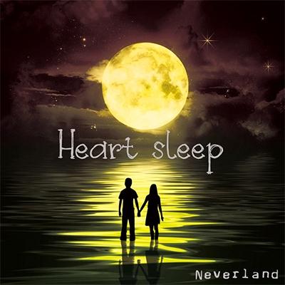 NEVERLAND (ヴィジュアル)/Heart sleep (TYPE-A) [CD+DVD][PCM-172A]