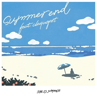 summer end feat. claquepot<数量限定盤> 7inch Single