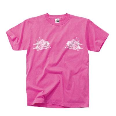 NO TIGERS, NO LIFE. 2015 スカジャンT-shirt Pink/Sサイズ [4560487713344]