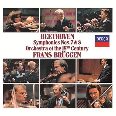 ベートーヴェン:交響曲第7番・第8番<限定盤> UHQCD