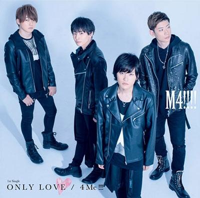 M4!!!!/ONLY LOVE/4 Me!!!![MESC-0246]