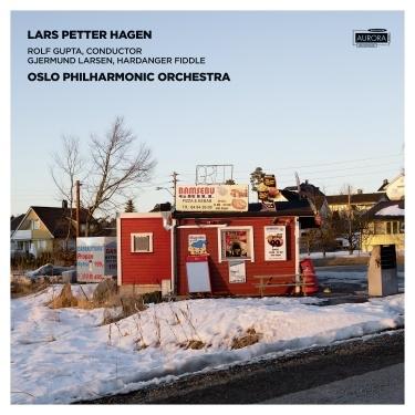 ロルフ・グプタ/Lars Petter Hagen: Orchestral Works [ACD5074]