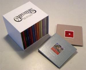 カーペンターズ・ボックス ~40周年記念コレクターズ・エディション [15SHM-CD+DVD]<初回完全生産限定盤>