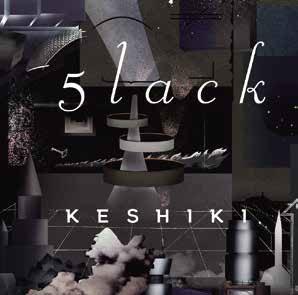 5lack/KESHIKI<完全数量限定生産盤>[VB-1053]