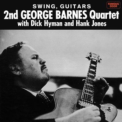 George Barnes Quartet/スウィング、ギターズ<期間限定価格盤>[UVPR-30062]