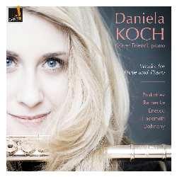 ダニエラ・コッホ/フルートとピアノのための作品集 [INDE074]