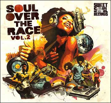 SOUL OVER THE RACE VOL.2