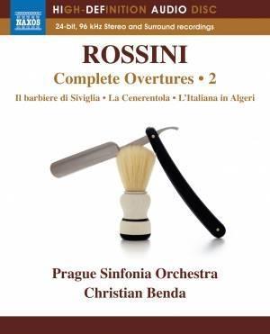クリスティアン・ベンダ/Rossini: Complete Overtures Vol. 2 [NBD35]