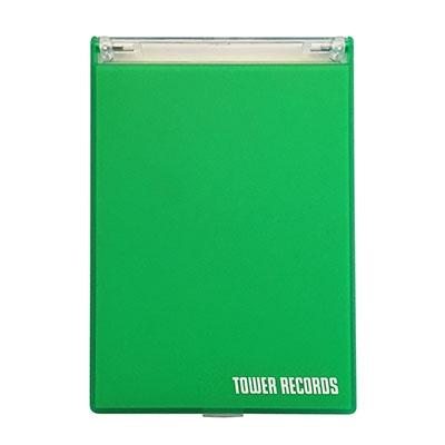 タワレコ 推し活ミラー(トレカ用) Green[MD01-3971]