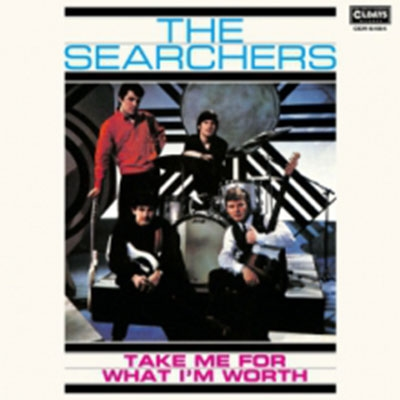 The Searchers/テイク・ミー・フォー・ホワット・アイム・ワース[ODR-6484]