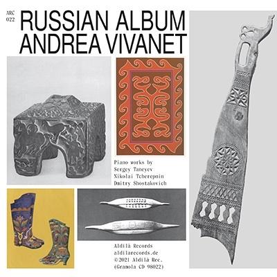 RUSSIAN ALBUM ロシアのアルバム