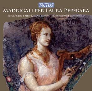 コンチェルト・セグレート/Madrigali per Laura Peperara<期間限定>[TCSS1701]
