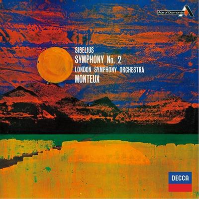 ピエール・モントゥー/シベリウス: 交響曲 第2番; ドヴォルザーク: 交響曲 第7番<タワーレコード限定>[PROC-1582]
