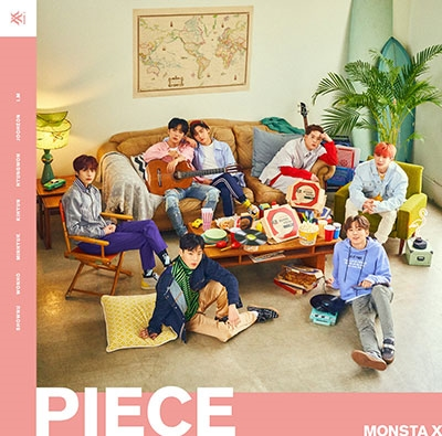 PIECE(A) [CD+DVD]<初回限定盤>
