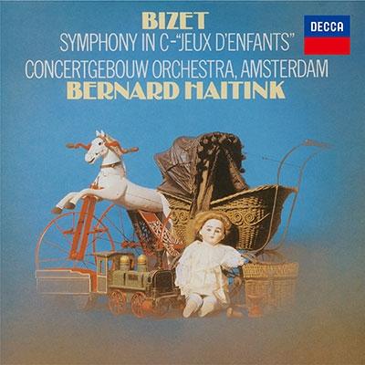 ベルナルト・ハイティンク/ビゼー: 交響曲ハ長調、組曲《子供の遊び》、コダーイ: 組曲《ハーリ・ヤーノシュ》<タワーレコード限定>[PROC-2240]