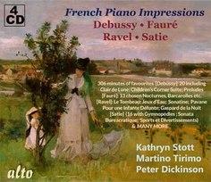フランスのピアノの印象
