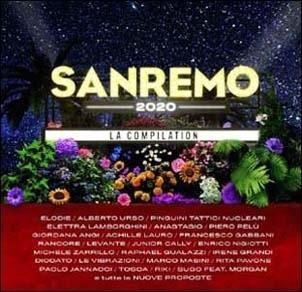 Sanremo 2020: La Compilation CD