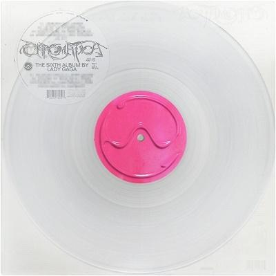 『Chromatica(クロマティカ)』LPレコード