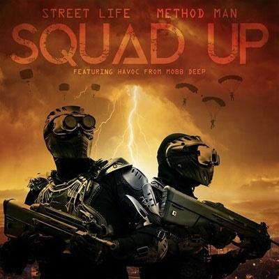 Squad Up/Instrumental 7inch Single