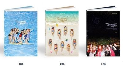 Summer Nights: 2nd Special Album (ランダムバージョン) CD