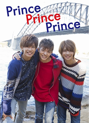 Prince 1st PHOTO BOOK 『 Prince Prince Prince 』 Book