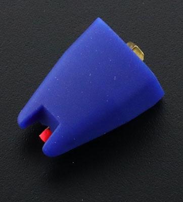 樽屋 交換針(カートリッジ 01M-S専用)/青[01N-S]
