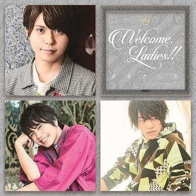 WELCOME,LADIES!!<しお盤>