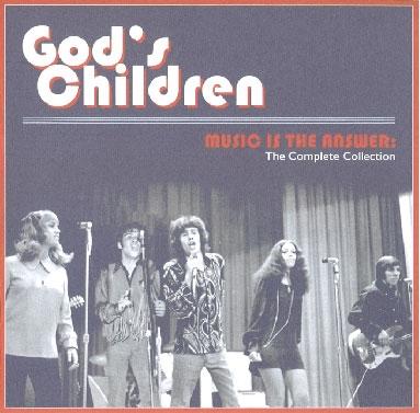 God's Children/ミュージック・イズ・ジ・アンサー〜ザ・コンプリート・コレクション<初回限定500枚カラー・ディスク盤>[ZBG-1156]