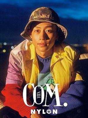 COM. YUTA NYLON SUPER VOL.8 [MAGAZINE+DVD] Magazine
