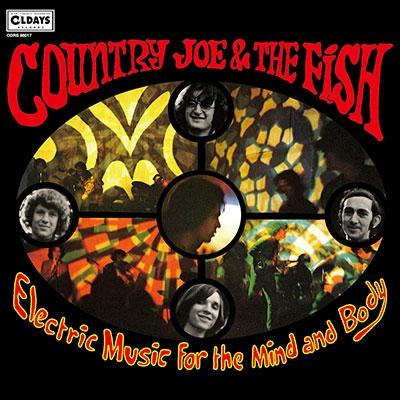 Country Joe &The Fish/エレクトリック・ミュージック・フォー・ザ・マインド・アンド・ボディ[ODRS98017]