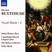 The Dufay Collective/Buxtehude: Vocal Music, Vol.2; Das neugeborne Kindelein, BuxWV 13, Der Herr ist mit mir, BuxWV 15 / Ebbe Munk(cond), Johan Reuter(Bs), Dufay Collective, Copenhagen Royal Chapel Choir [8570494]