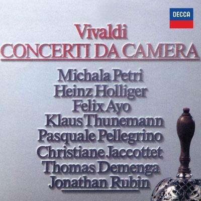 ミカラ・ペトリ/ヴィヴァルディ: 室内協奏曲集<タワーレコード限定>[PROC-1316]