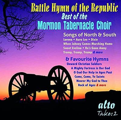モルモン・タバナクル合唱団/Battle Hymn Of The Republic - VBO [ALN1954]