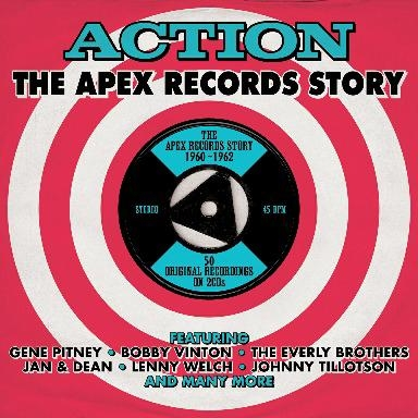 Action: The Apex Records Story 1960-1962[DAY2CD224]