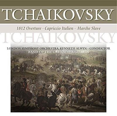 5cb29ab12ea8 ケネス・オールウィン/Tchaikovsky: 1812 Overture, Capriccio Italien .