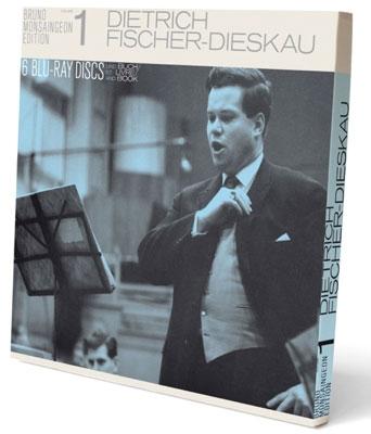 ディートリヒ・フィッシャー=ディースカウ/The Bruno Monsaingeon Edition Vol.1 - Dietrich Fischer-Dieskau [2073939]