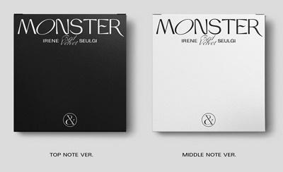 Monster: 1st Mini Album (ランダムバージョン) CD