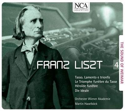 ヴァイマールの響き Vol.4~リスト: 管弦楽作品集