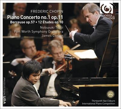 辻井伸行/Chopin: Piano Concerto No.1 Op.11, Berceuse Op.57, 12 Etudes Op.10[KHM997547]