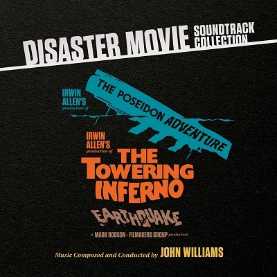 John Williams/【ワケあり特価】Disaster Movie Soundtrack Collection[LLLCD1516BW]