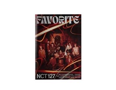 Favorite: NCT 127 Vol.3 (Repackage)(CATHARSIS Ver.) CD