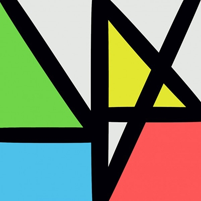 New Order/Music Complete [CD+Tシャツ:Sサイズ]<限定盤>[TRCPTS-200]
