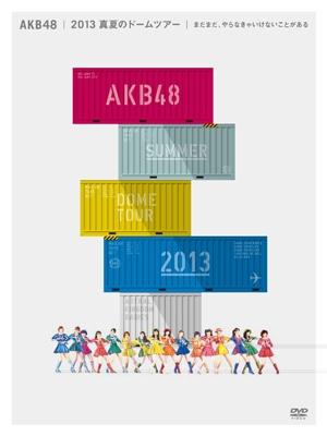 AKB48/AKB48 2013 真夏のドームツアー〜まだまだ、やらなきゃいけないことがある〜 スペシャルBOX [10DVD+ブックレット][AKB-D2214]