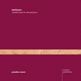 ベートーヴェン: チェロとピアノのための作品全集<期間限定盤> CD