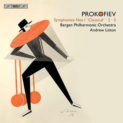 プロコフィエフ: 交響曲第1番-第3番